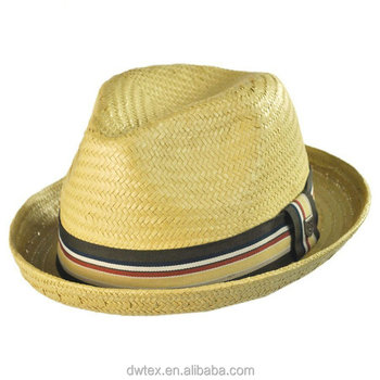 Classic Design Best Selling 100% Paper Castor Toyo Straw Fedora Hat 11e63a6240c