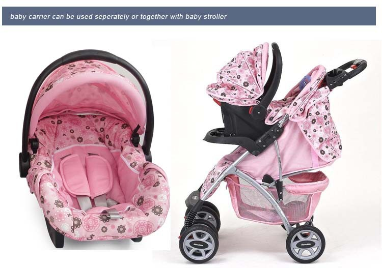 China Wholesale Good Baby Doll Stroller With Car Seat ...