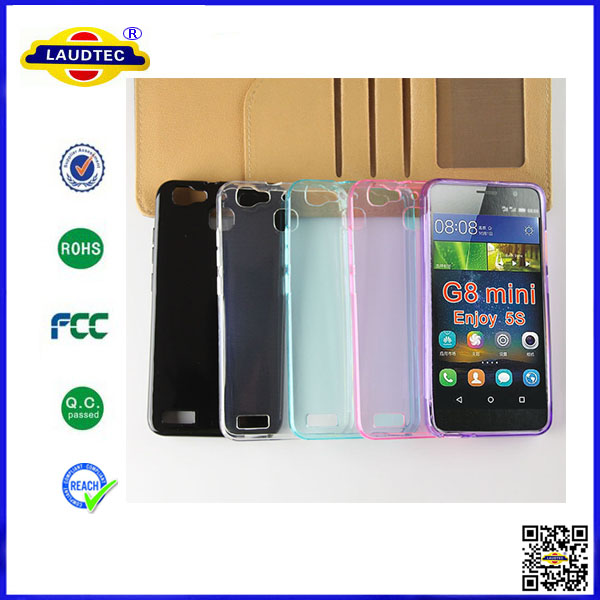 5 inch Mini Waterproof Tpu cover case for Hua Wei Enjoy 5s