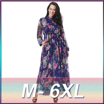 Plus Size Maxi Dress Patterns