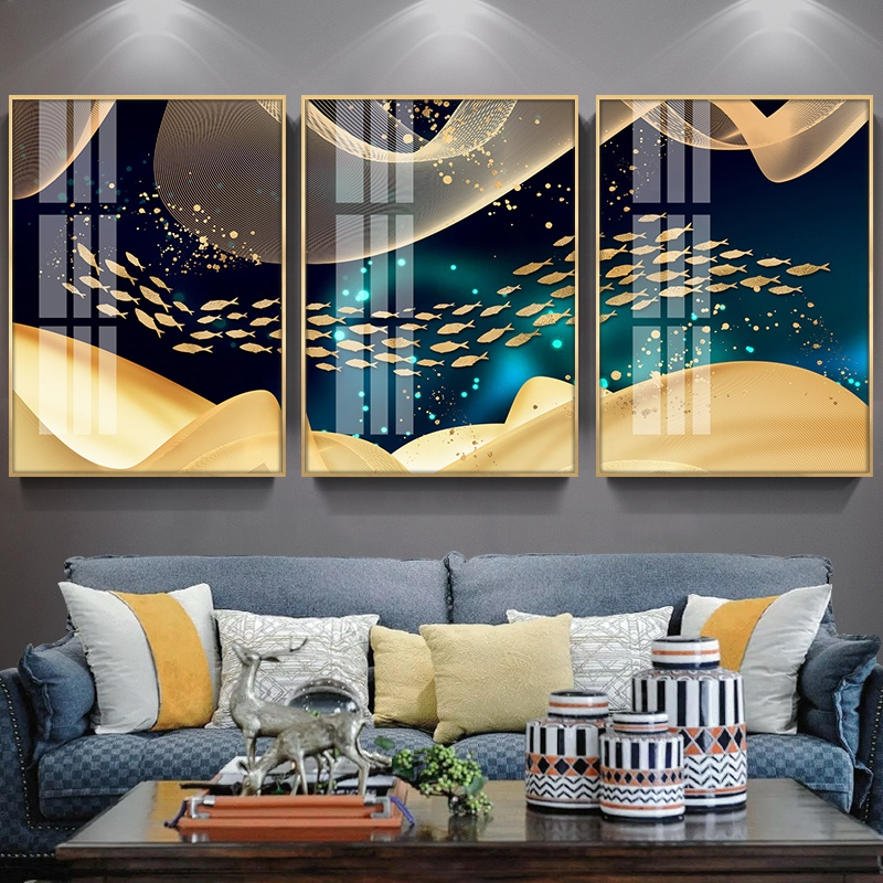 Decorative Metal Wall Picture Frame Wall Hanging Glass Painting Crystal Porcelain Painting Buy Modern Art Paintings Natural Art Painting Modern