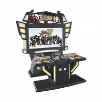 Coin 0perated 3D Street Fighter 4 Arcade Fighting Video Game Machine For Sale