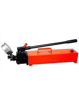 Hot Sale Prestressing Hydraulic Manual Hand Oil Pump for Hydraulic Jack
