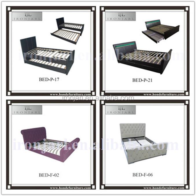 Belle enfants meubles couronne style royal faux en cuir lit y buy product o - Meubles par correspondance ...