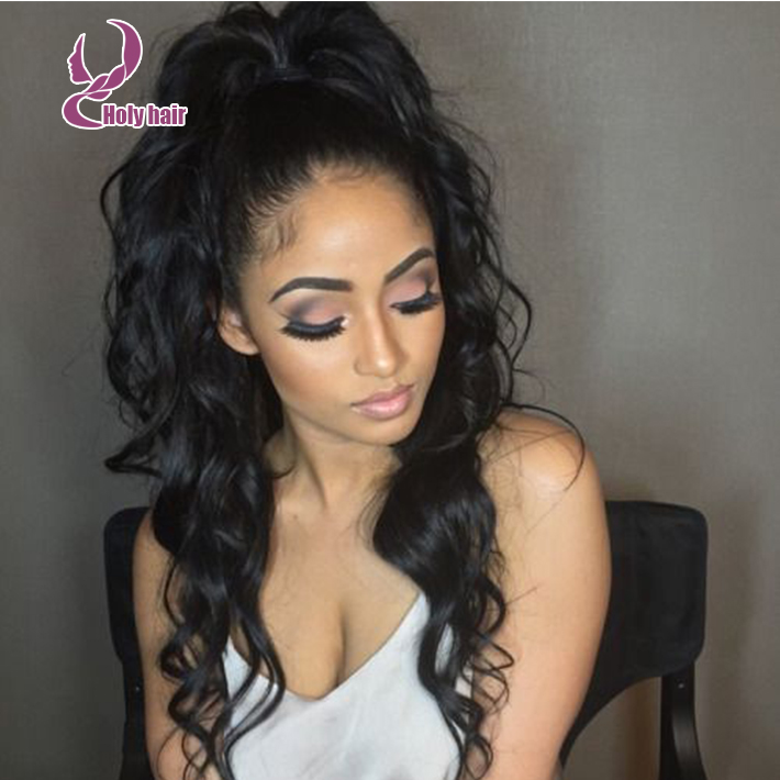Terrific Online Buy Wholesale Full Lace Human Hair Wigs Braided Ponytail Short Hairstyles Gunalazisus
