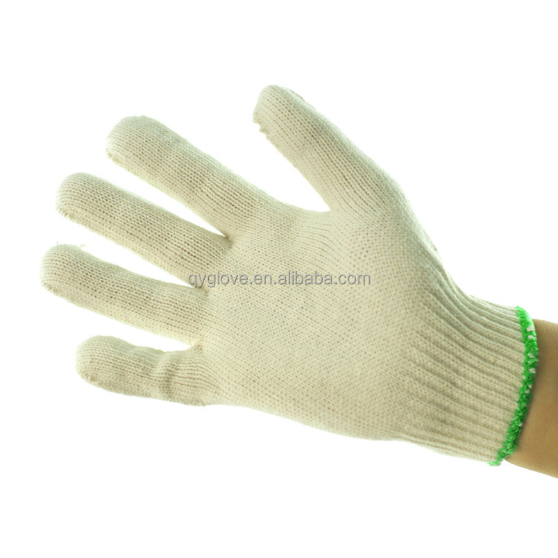 Hot Sales PVC dotted cotton gloves