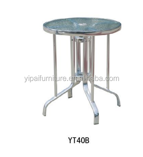 High quality outdoor furniture aluminum frame tempered for High quality outdoor furniture