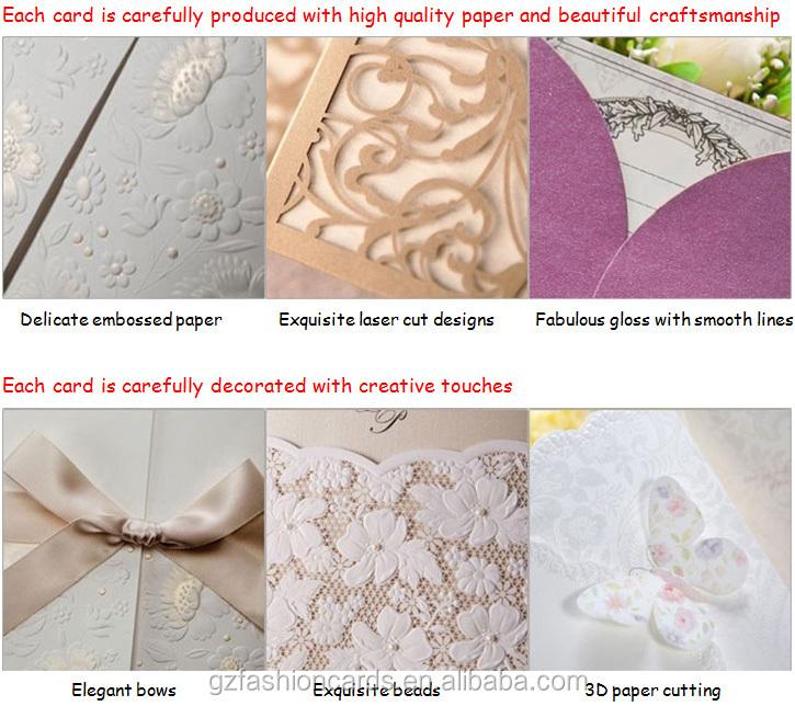 Fashionable 3D Pop up Wedding Card | 3D Printing Wedding Invitation Card