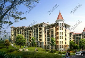 Residential Building Front Elevation Designs For Houses