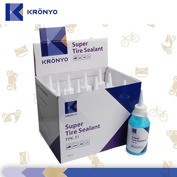 KRONYO puncture repair patch tire guide off road tire sealant