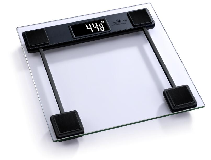 Etekcity Digital Body Weight Bathroom Scale with Step-On Technology 400 Pounds,