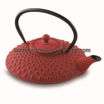 FDA-APPROVED TETSUBIN CAST IRON KETTLE