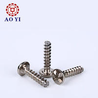 flat head special driver self tapping screw anti-theft furniture screw