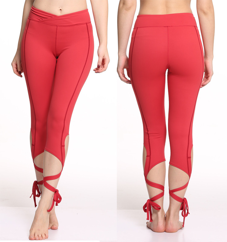 Wholesale Quick Dry Workout Sport leggings fashion new women yoga pants