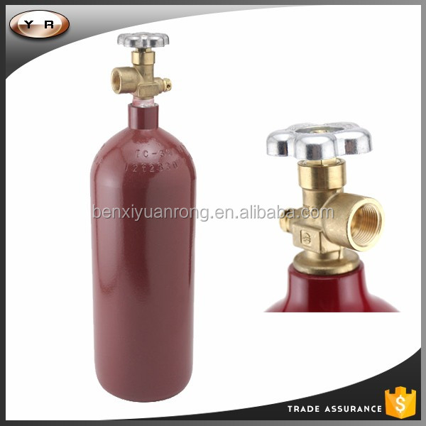 Buy High Quality C02 Tank/co2 regulator fittings/ 5lb Tank