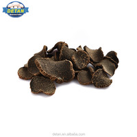 Detan Dried Sliced Black Truffle Mushroom Price