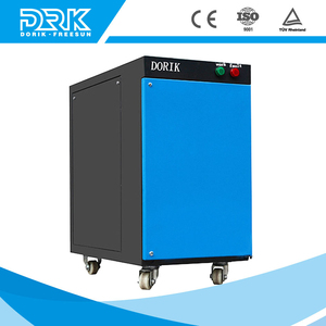 3 phase air cooling high efficiency electroplating chrome machine