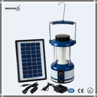 Factory competitive price rechargeable portable led solar lantern price