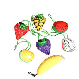 aa009e9c8 Folding Fruit Shape Shopping Bags