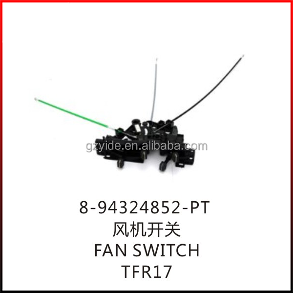 TFR FAN SWITCH/OE NO.:8-94324852-PT