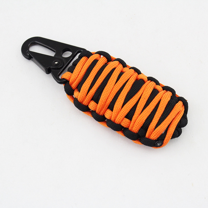 Hot sell adventure survival kit New Products Camping Paracord Fishing Survival making Kit for Military