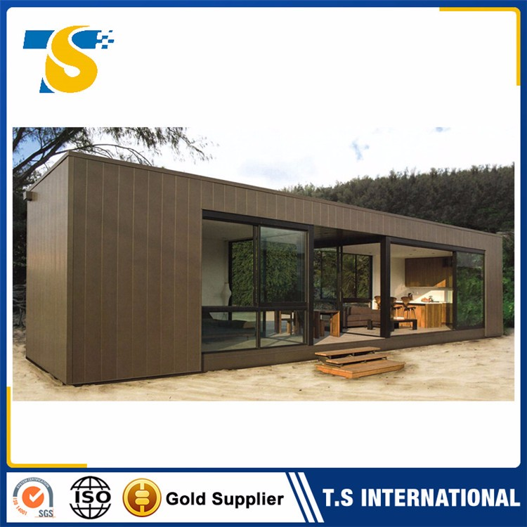 Low Cost portable prefab construction cabin
