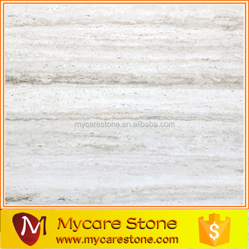 Natural Roman Travertine Vein Cut Tile
