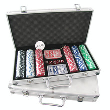 Casino <span class=keywords><strong>goedkope</strong></span> Aluminium case 300 stks poker chip set