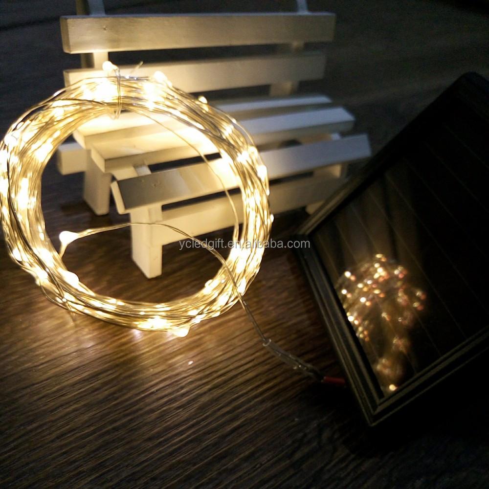 Outdoor String Lights Plastic Bulbs : Solar Fairy Lights For Christmas,Festival Party Plastic 100 Leds String Solar Fairy Lights - Buy ...