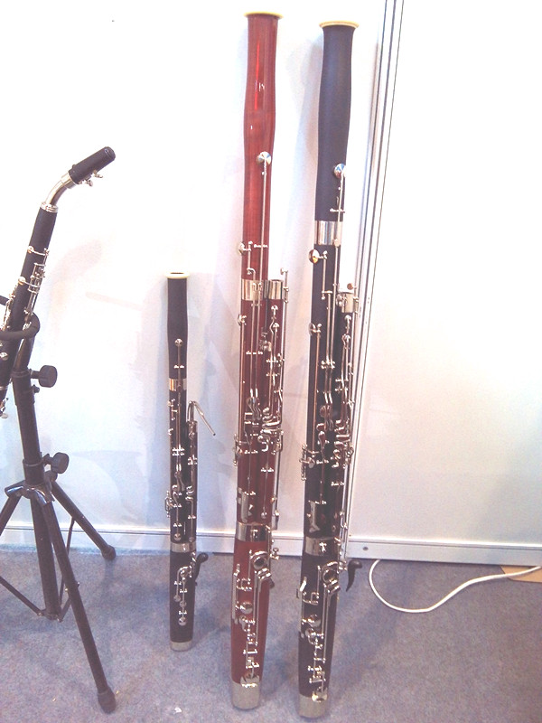 Musical Instrument Children Bassoon Hbl-719
