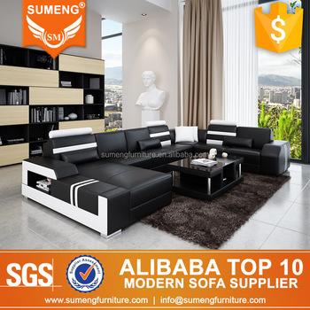 SUMENG Modern Luxury Corner Sofa Set Designs And Prices
