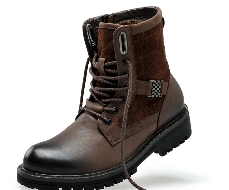 Mens Warm Boots - Cr Boot