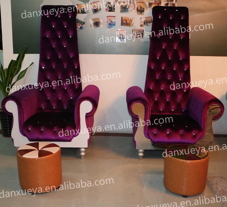 Retail Beauty Manicure Pedicure Chair Modern Nail Salon
