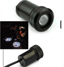 4th generation 5w Cree led door courtesy light with car logo