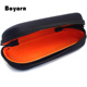 Portable Sunglasses Pouch Zipper Eyeglasses Hard Black Case 160*70*40mm For small sunglasses and optical frames