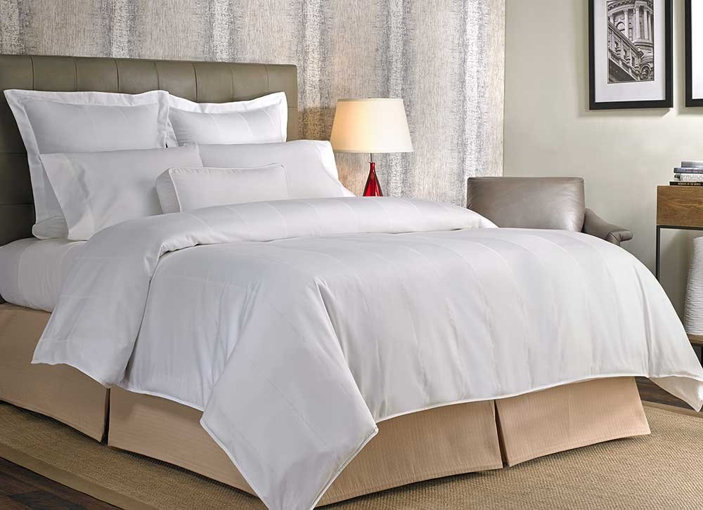 Marriott Hotel Bed - Foam Mattress & Box Spring - Official Marriott Bed