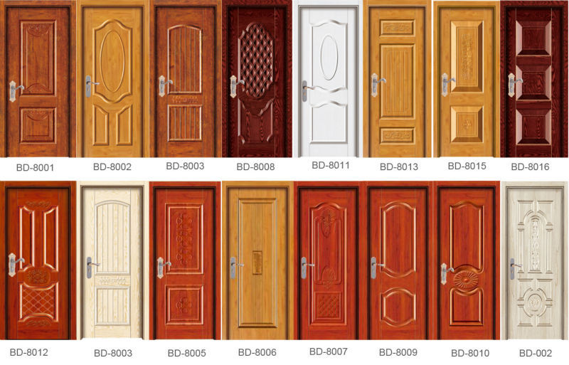 melamine wooden doors single flush hdf interior door BD-2223 & Melamine Wooden Doors Single Flush Hdf Interior Door Bd-2223 - Buy ...