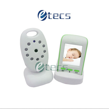 Two-way speaker Video Baby Monitor