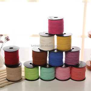 High Quality Korean Suede Cord For DIY Jewelry Accessories Korean velvet rope for DIY Accessories