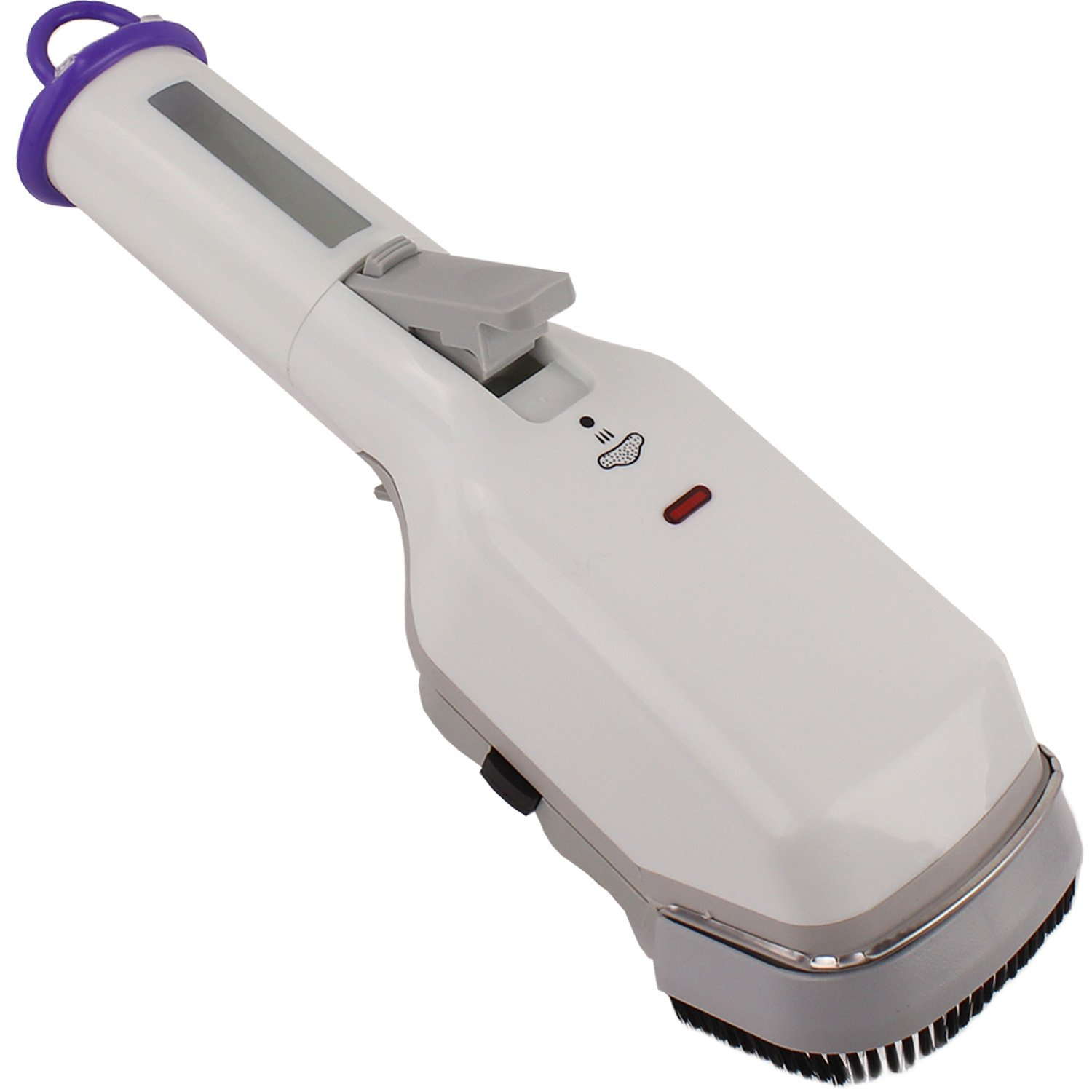 Handheld Electric Clothing Steamer with Brush For Home and Travel by bogo Brands