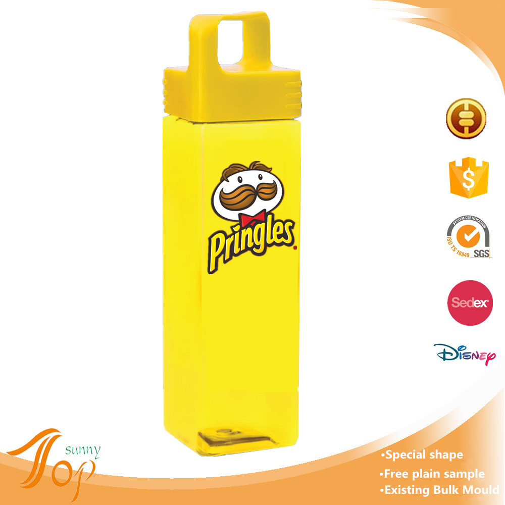 High Quality Plastic Sports Tumbler with Custom Logo