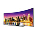 Curved 80 inch smart 4k led TV new design