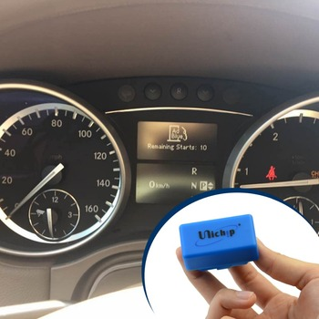 Reset Adblue Light On A Mercedes Gl By Unichip Obd2 Adblue Faulty Eraser -  Buy Reset Adblue Light,Mercedes Reset Adblue,Mercedes Gl Reset Adblue