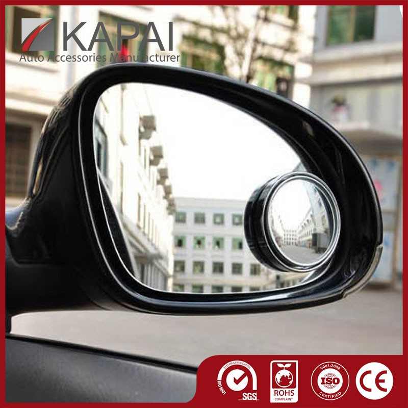 Small Round Auto Dimming Rear View Mirror