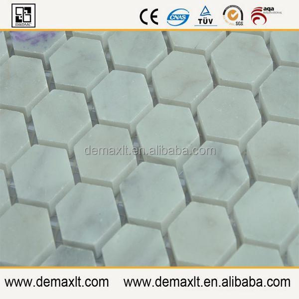 Grossiste mosaïque hexagonale blanche-Acheter les meilleurs ...