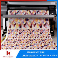 1118mm(44'') high quality sublimation transfer paper for fashion garments E PSON