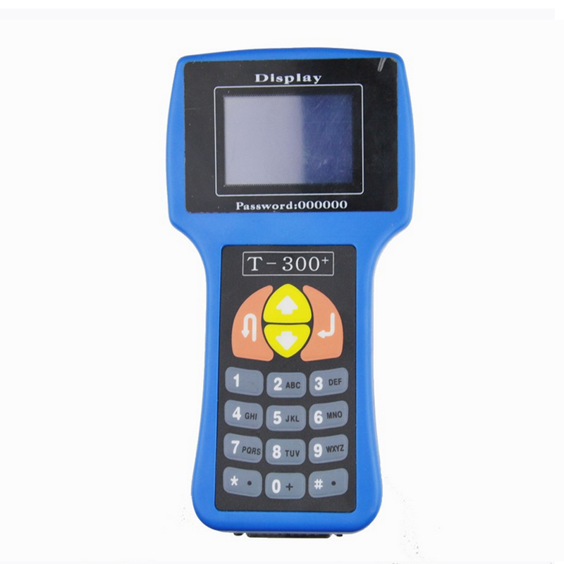Best Price T300 Key Programmer Auto Scanner Tools For Professional Locksmith T 300 All Cars Key Programmer Manual Tools T300