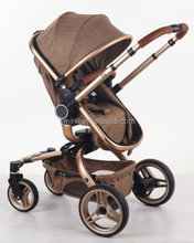 wholesale brand new foldable buggy pram 3 in 1 EN1888 baby stroller 3-in-1 with car seat