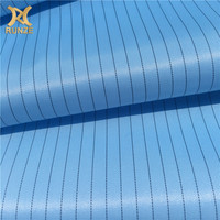 Antistatic ESD Fabric / High Quality ESD Clothing Fabric / ESD Safety Material
