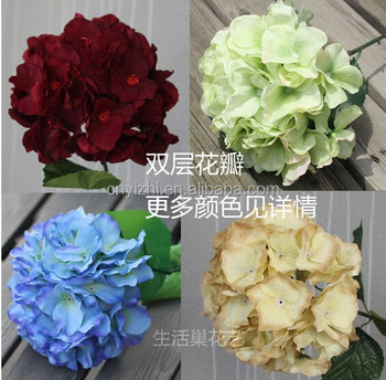 China wholesale silk flower hydrangeasilk flowers buy wholesale china wholesale silk flower hydrangeasilk flowers mightylinksfo